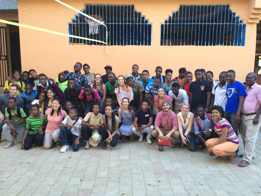 Haiti HAC group photo