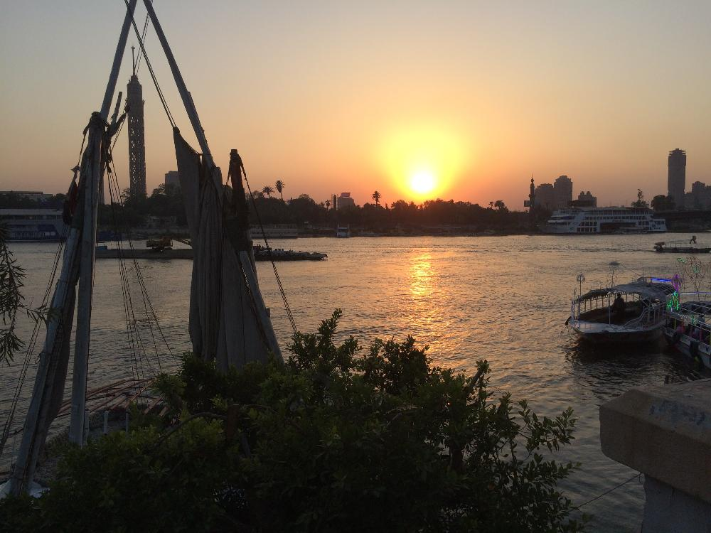 Nile River Picture
