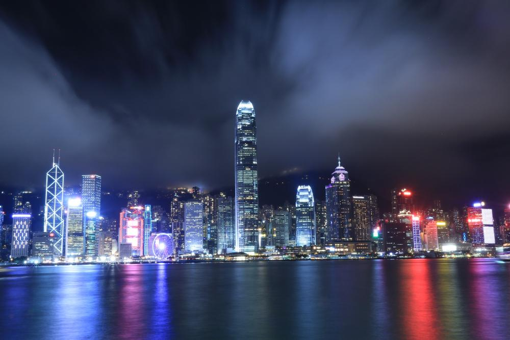 Hong Kong Harbor Picture