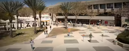 Ben Gurion Campus Picture