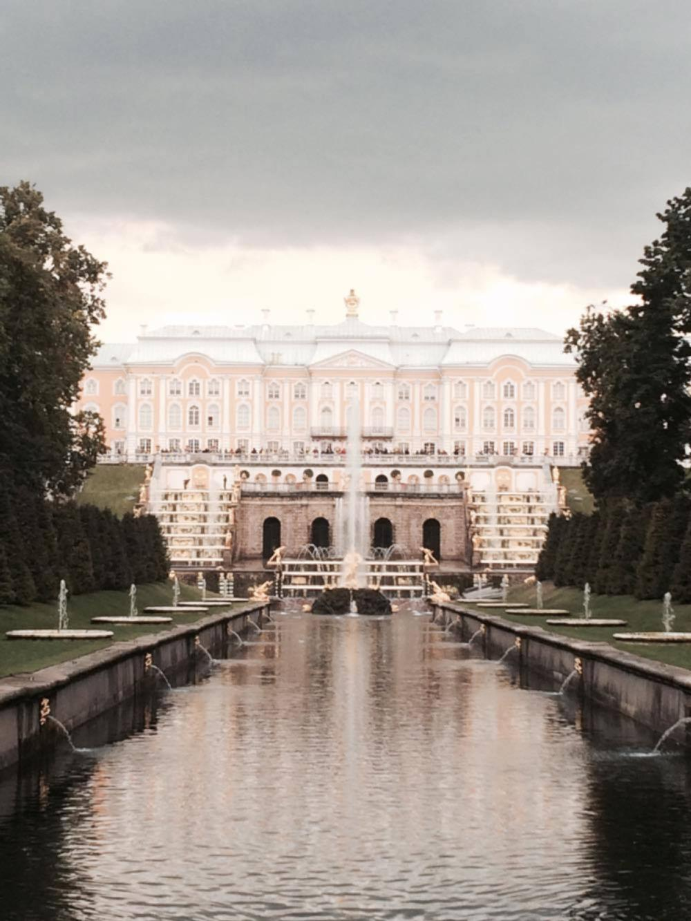 Peterhof Palace Picture