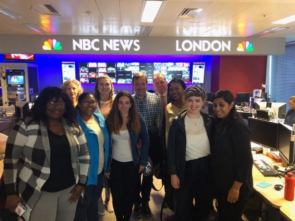 ICA London TV Group NBC